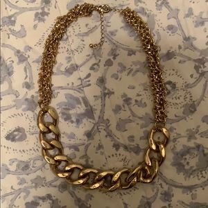 BP Gold Necklace